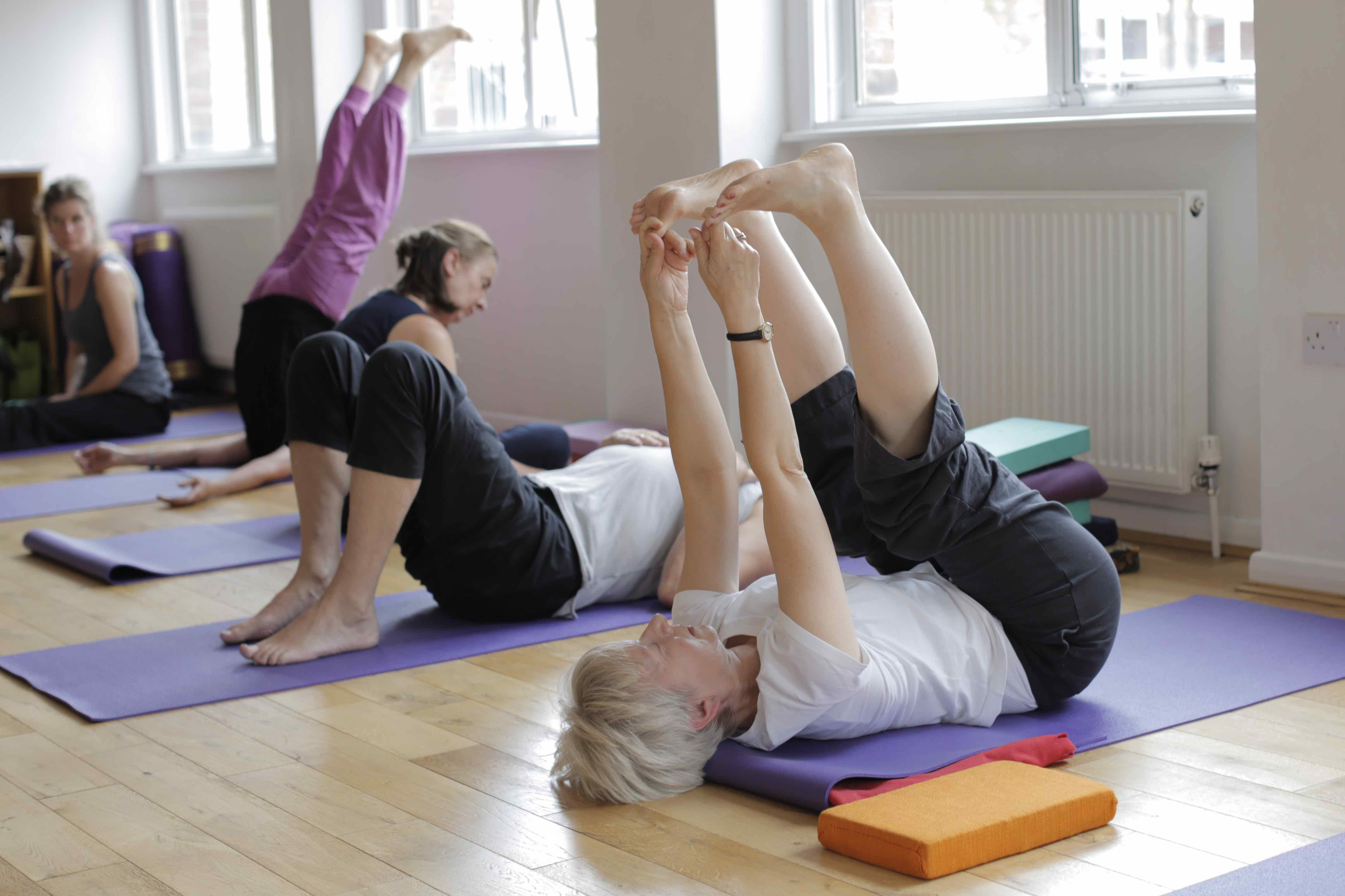 Deepen Your Practice | London Yoga Teacher Training Group